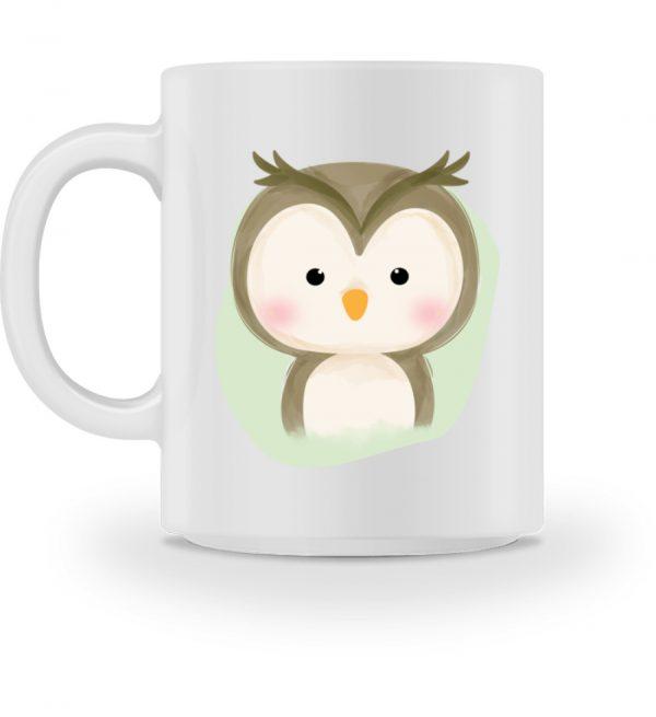 Tasse mit süßer Eule - Tasse-3