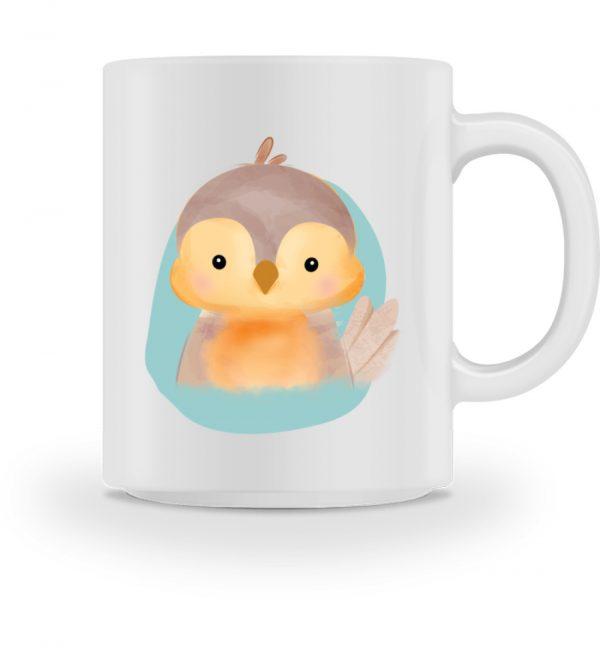 Tasse mit süßem Vogel - Tasse-3